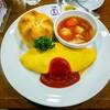 洋食や三代目たいめいけん上野店@上野 たいめいけんの朝食セット