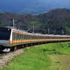 E233系T36編成長野総合車両センター出場回送