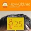 今日の顔年齢測定 391日目