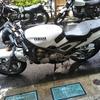 #バイク屋の日常 #ヤマハ #R1Z #洗車 #2スト