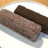 『赤坂青野本店』黒べいとごま名月。ついついお持ち帰りしてしまうお気に入りのお菓子。
