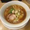 【今週のラーメン1327】 江戸前つけ麺 サスケ (東京・浜松町) 江戸前中華そば・並盛