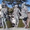 鹿児島市(6)甲突川  彫刻放浪:鹿児島(8)