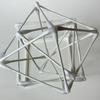 【Semiotics】数と図と法則~実際に幾何学立体をつくってみる挑戦(苦戦)中