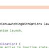 swift3でToDoリストアプリを作ってみた
