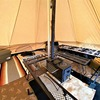 高さのあるテントにピッタリ!ROBENS(ローベンス) コバクテントストーブ【徹底レビュー】