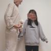 身長差のカップル、夫婦