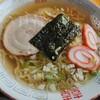 たまに食べに来る近所のお店。石川県川北町にある大口食堂で、オムライスラーメンセット。