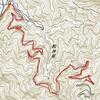 GPSで林道ツーリングのログを取る