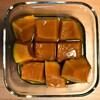 カボチャの煮物の作り方を考察してみました