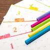 【子育てメモ】子ども専用カレンダーで見通しを立てようー導入の経緯と導入後の変化編ー
