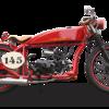 所ジョージが社長を務めるスネークモーターズというバイクメーカー