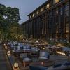【京都市東山区】フォーシーズンホテル京都「ブラッスリー」のテラス席で800年の歴史ある日本庭園を眺めながらアフタヌーンティーを。