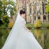 ウェディングドレス姿の愛ちゃんが痩せた!?ドレスのブランドとドイツの新婚生活