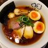 鶏喰 ~TRICK~で特製鶏の醤油らーめん@吉野町