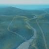 【シティーズ:スカイライン PS4】マップ「リバーラン」の特徴