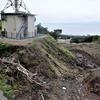 報道~伊豆大島で生き残ったテレビ鉄塔