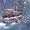 参考書10「洪水がつくる川の自然」