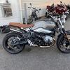 【建築士 × SR】二輪車探訪「BMW - RnineT スクランブラー」