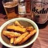 『立ち飲み 心天』鶴橋-お寿司屋さんの立ち飲み店-
