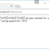 10-2. PHPからデータベースを操作する②PDOの利用