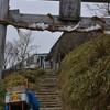 小屋開けの遊山 かえり道