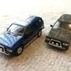 トミーテック 1/64 トミカリミテッド ヴィンテージネオ「日産テラノ R3M (紺)」も購入!