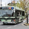 京都市バス旅客数№1 205号系統