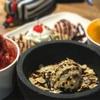 韓国料理のフードコートでデザート@セントーサ
