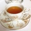 【レストラン・モナリザ 丸の内店】ランチの口コミ②―食器とお茶―