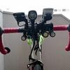 ロードバイクでの夜間走行装備