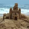 自我による砂の上の城