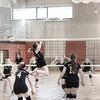 【ママさんバレーボール】アタックのタイミング練習方法