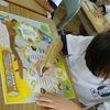 1年:巡回食育指導  3年:校外学習「筆柿畑」「筆柿の里」
