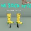 The Sock Epic かたっぽだけになった靴下が消えた相棒を探しに行く3Dアクションゲーム
