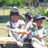 友遊クラブ・チャウス森のようちえん~棒巻きパン【活動レポート】