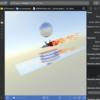 Xcode 11 での SceneKit の変更点 その4 - スクリーンスペースリフレクション