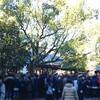 熱田神宮へ初詣に行ってきました。