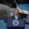 (韓国の反応) ●文大統領、初めはKF-Xに反対した