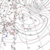 2006年12月26~27日(東京で激しい落雷を伴う)