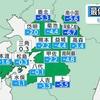 阿蘇市の乙姫で氷点下6度3分