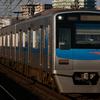 過去画を振り返ってみよう ~② 青い京成3050形(旧塗装)~