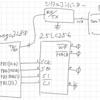 AVRのSPIモジュール / EEPROM 25LC256 / とにかく何かを書き込んで読み出してみる
