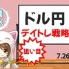 『ドル円大学』日銭稼ぎトレード 優位性のある「ライントレード」