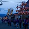 400年の伝統を誇る「八朔祭り」