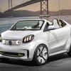 ● スマート、コンセプトカー「フォーイーズ」をパリモーターショーで発表