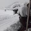いよいよ大晦日ですね・・・大雪です⛄