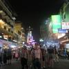 タイひとり旅14:カオサン通りらしい夜の過ごし方