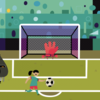 [Scratch] サッカーゲーム(PK戦)を作ろう!-シュートしよう(2/6) -