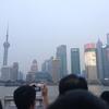 上海旅行二日目(8)。人民広場から上海書城を経て渡しフェリー渡航。川沙で深酒の夜